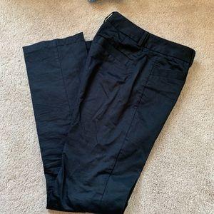 Express Columist Pants Black